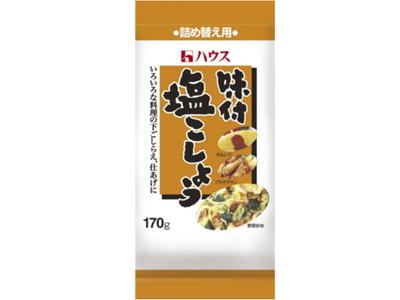ハウス食品 味付塩こしょう 詰め替え用 ×60個【送料無料】