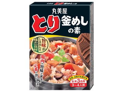 丸美屋食品工業 とり釜めし134g ×60個【送料無料】