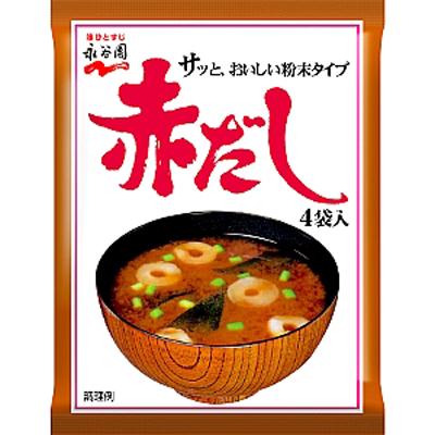 永谷園 赤だしみそ汁4食×120個 【送料無料】