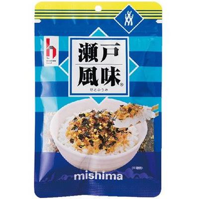 三島食品 三島 瀬戸風味 大袋 40g×60個 【送料無料】
