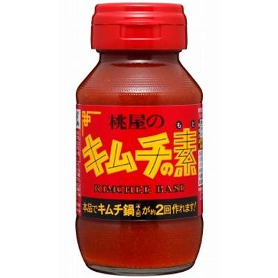 桃屋 キムチの素 ×48個【送料無料】