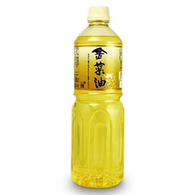 ユーサイド 圧搾金菜油 910g ×10個