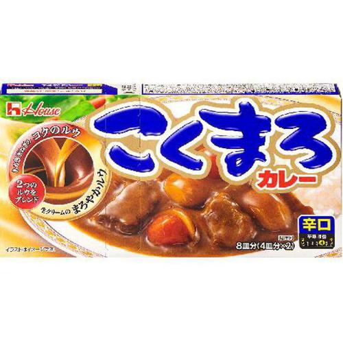 ☆送料無料☆ 売り出し 新作続 北海道 沖縄以外 140g×60個 ハウス食品 こくまろカレー辛口