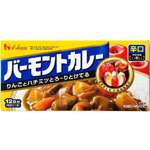 ☆送料無料☆ 北海道 沖縄以外 マート 辛口230g×60個 卓越 ハウス食品 バーモントカレー