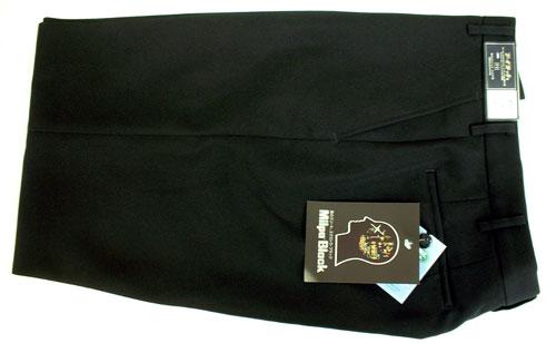 黒さの光る ミルパブラック ファッション通販 柔らかで 人気の製品 軽い 全国標準学生ズボン
