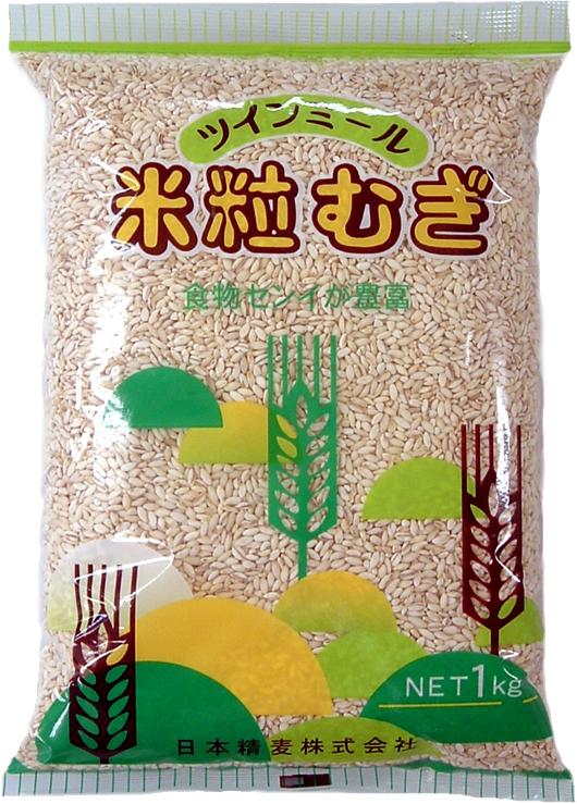 公式通販 麦ごはん 麦ご飯 即納 国産 国内産 1kgx10袋 米粒麦 ツインミール