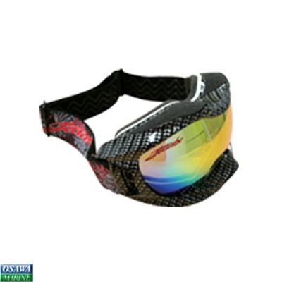 JETTRIBE ヘルメットゴーグル フレーム/カーボン レンズ/ミラー