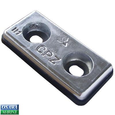 板亜鉛(ジンク) 角型 CPZ-4F