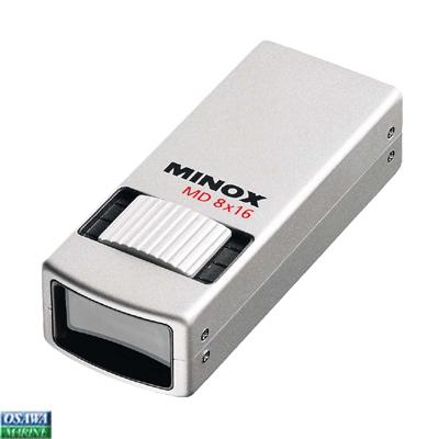 MINOX ミノックス 単眼鏡 ポケットモノキュラーMD MD8x16 【ユニマットマリン・大沢マリン・ボート用品・船舶】