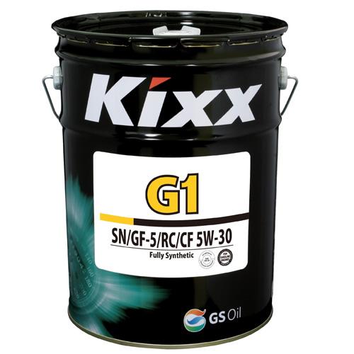 ガソリンエンジンオイル KIXX G1 20L 商品番号:35469 【ユニマットマリン・大沢マリン・ボート用品・船舶】