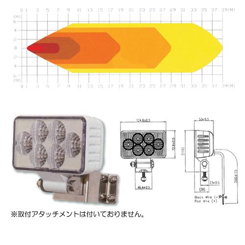 リガー(REGAR)LEDライト 18W 10261 商品番号:36212 【ユニマットマリン・大沢マリン・ボート用品・船舶】