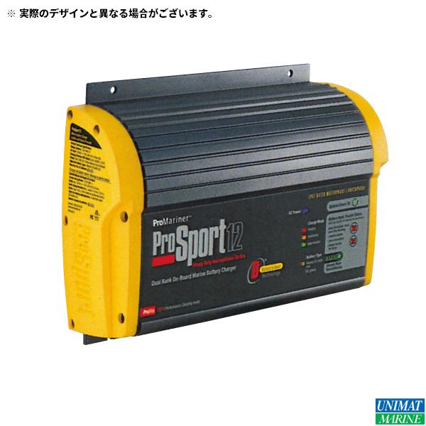 バッテリーチャージャー ProSports12 12Amp2Bank