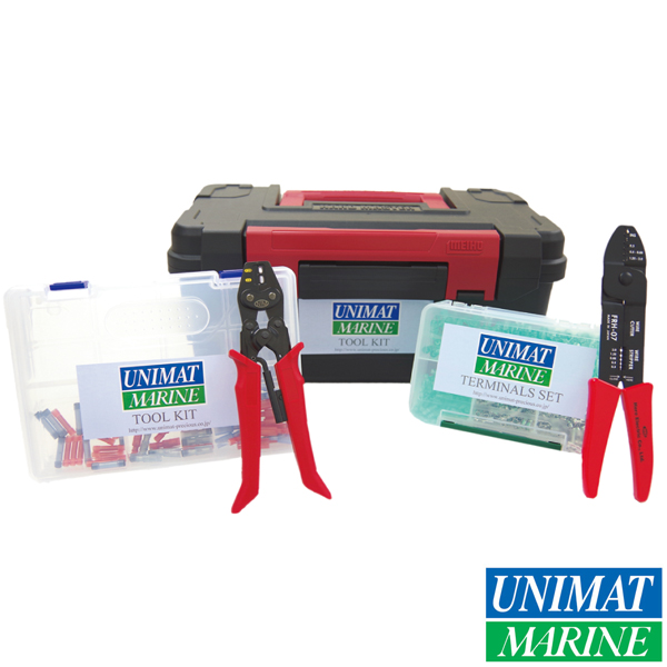 UNIMATMARINE オリジナル防水キット一式セット