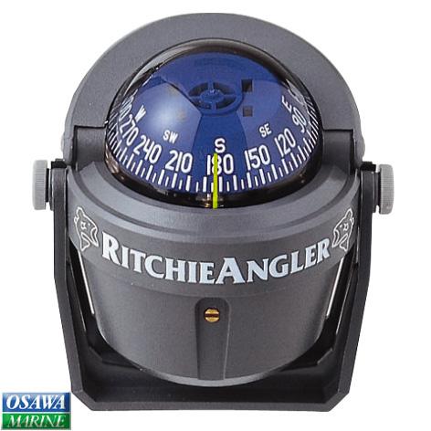 リッチ RITCHIE ボート用コンパス アングラー RA91