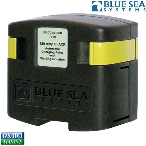 BLUE SEA ブルーシー オートマチック チャージングリレー 7610