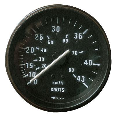 ヤザキ 速度計/スピードメーター 商品番号:3121