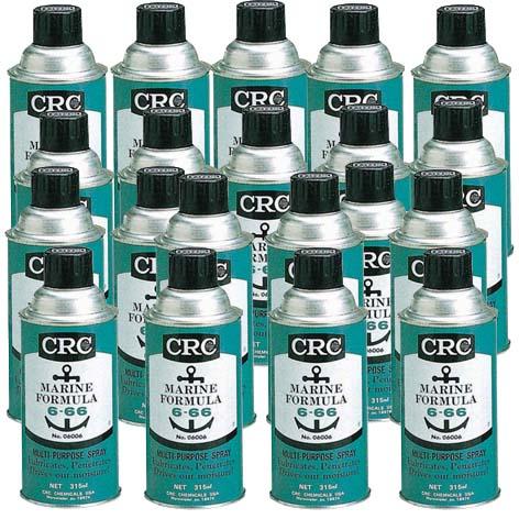 潤滑・防錆剤 CRC6-66 1ケース・20本入り