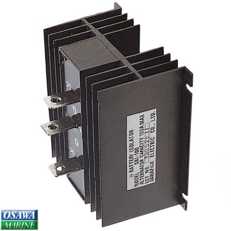 充電分配器 アイソレーター 120A