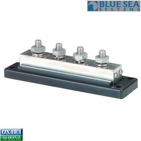 ブルーシー(BLUE SEA) パワーバスバー2104 600AMP 商品番号:23963 【ユニマットマリン・大沢マリン・ボート用品・船舶】
