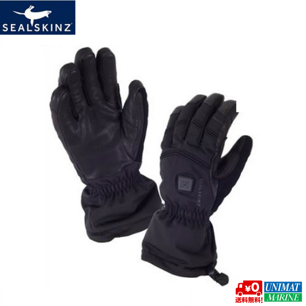 Seal Skinz シールスキンズ Extreme Cold Weather Heated Glove 防水グローブ 121161743-001