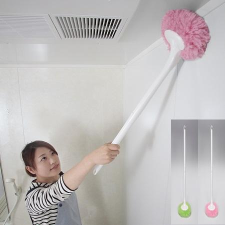 【お風呂びっクリーナー】掃除 クリーナーバスブラシ 風呂ブラシ バスクリーナー お風呂掃除