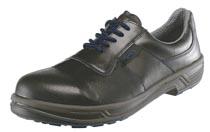【SX3層構造底の安全靴 短靴 シモン 8511】疲れにくく、耐久性に優れた国産高級牛革使用の高級モデル
