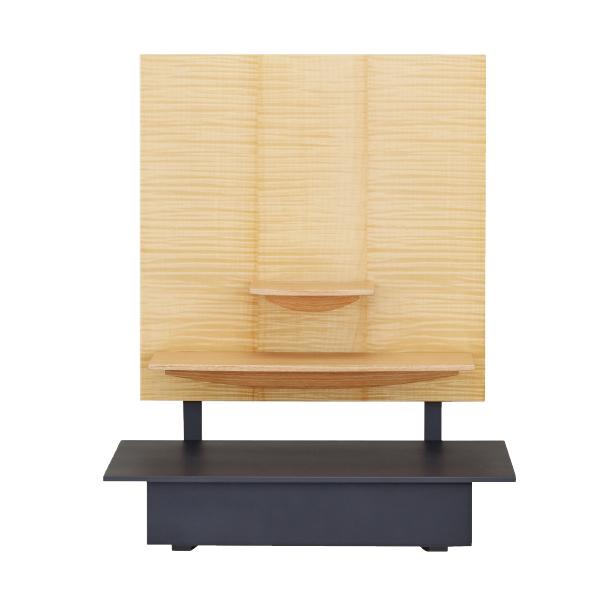【送料無料】コンパクト仏壇 ピュールスタンド ナチュラル