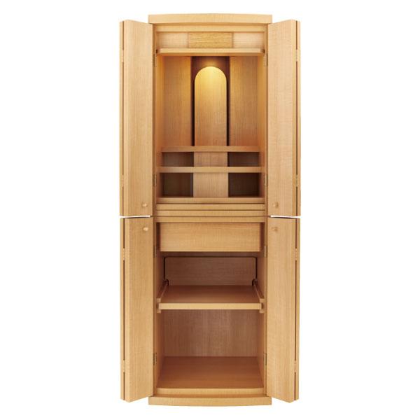 家具調仏壇 ライラック 45号 ナチュラル色