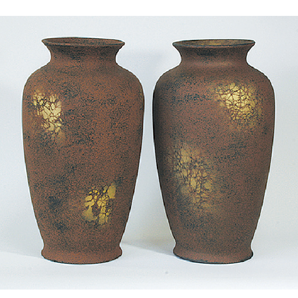 花瓶 赤銅 尺寸(1本)
