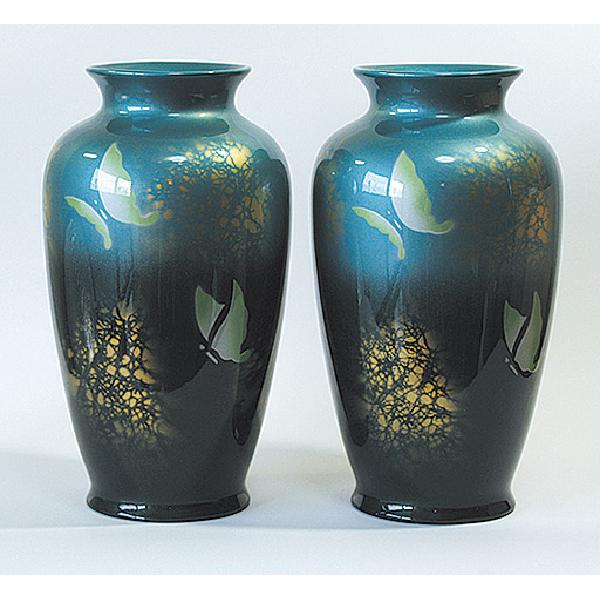 花瓶 蝶の舞 7.0寸(1本)