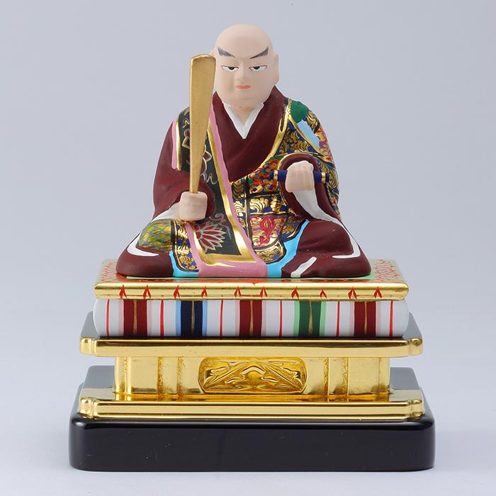 【送料無料】日蓮彩色木製 宗派:日蓮宗 2.0寸