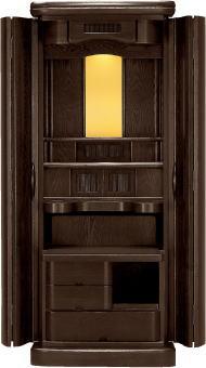 仏壇 モダン仏壇 家具調仏壇 床置きクロスI 52号 国産