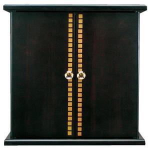 仏壇 ミニ仏壇 漆調 小型仏壇 上置仏壇 ききょう 大(漆調)国産