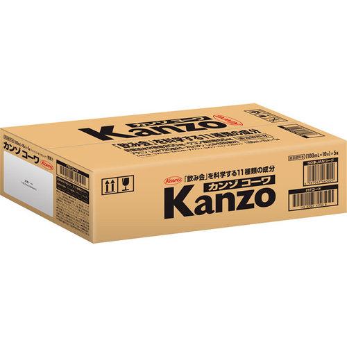 カンゾコーワドリンク 100mL×10本×5箱【送料無料】