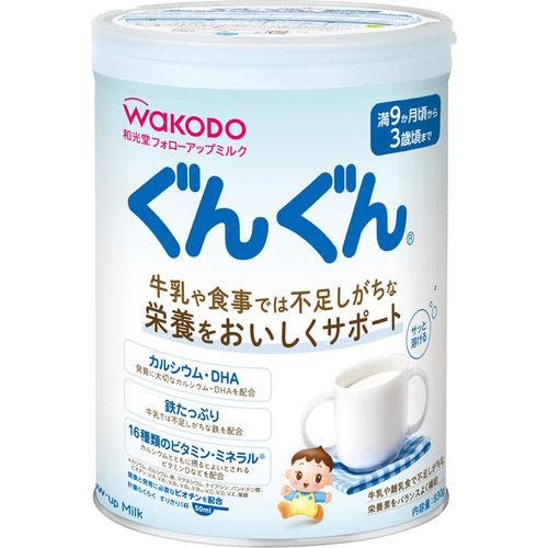 ※和光堂 フォローアップミルク ぐんぐん 830g 大缶 ※和光堂 フォローアップミルク ぐんぐん 830g 大缶【3980円以上送料無料】