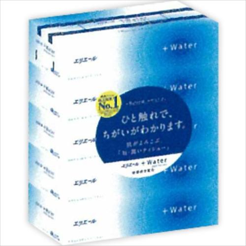 大王製紙 エリエール+Water 180W×5パック テレビで話題 国内送料無料 3980円以上送料無料