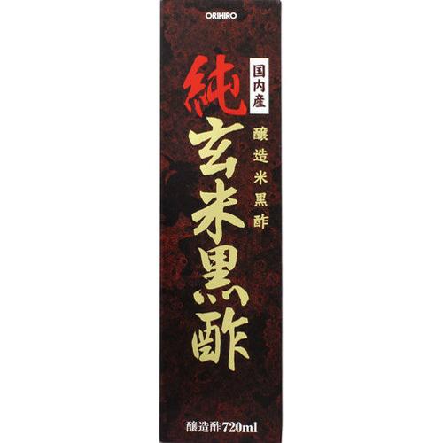 大決算セール ※純玄米黒酢 720ml 3980円以上送料無料 新品