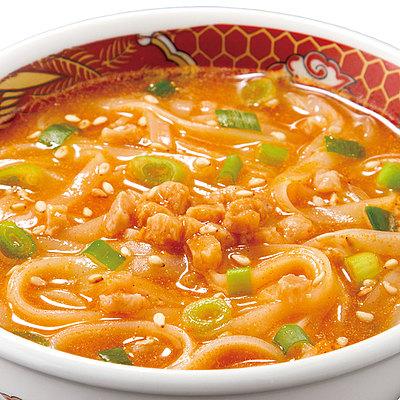 花椒の効いた旨辛担々スープにごまをふんだんに加えて仕上げました。化学調味料不使用。 成城石井 スープフォー 担々風 5食