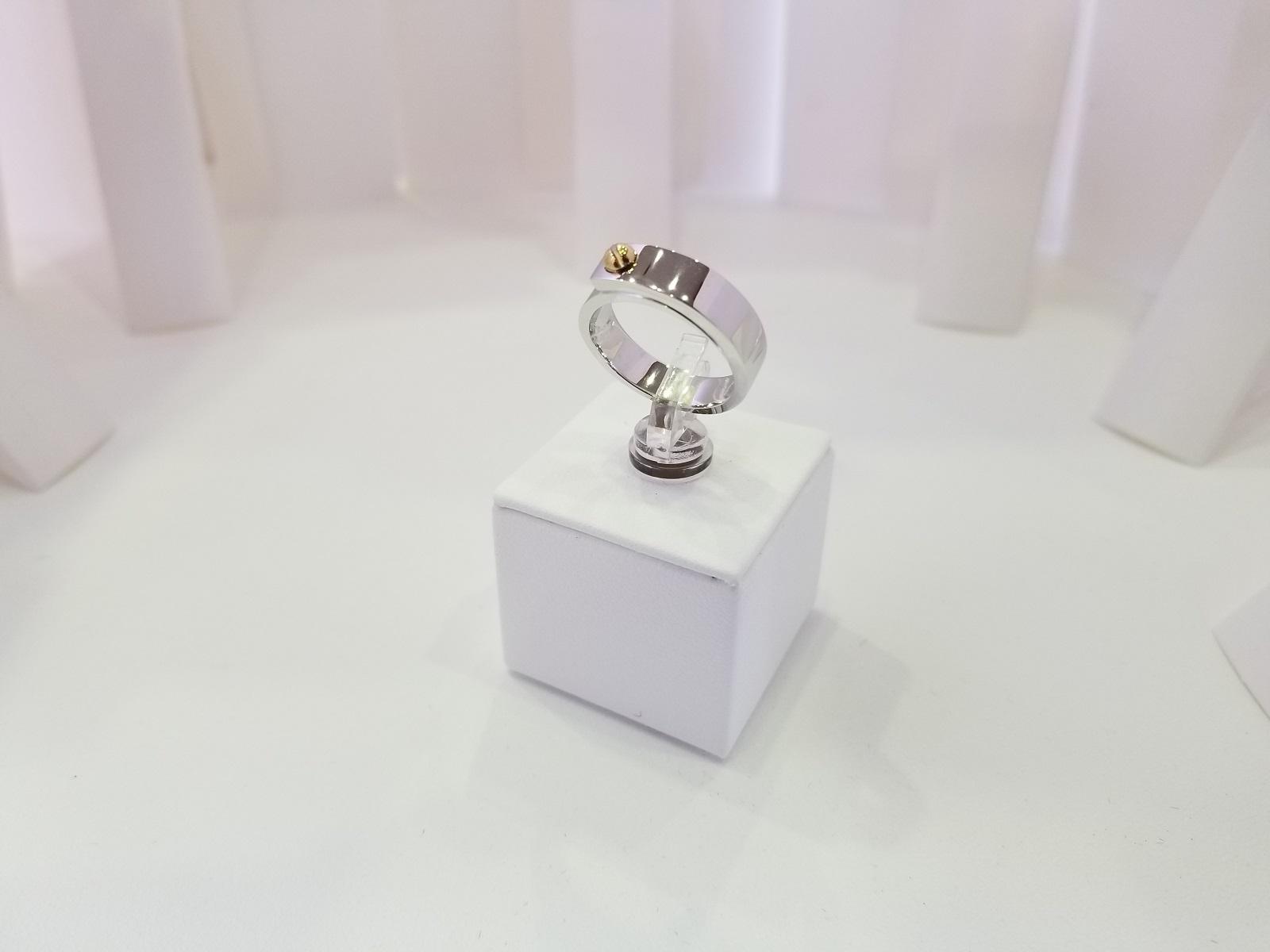 Soul Jewelry クリップ シルバー925・イエローゴールドメッキ