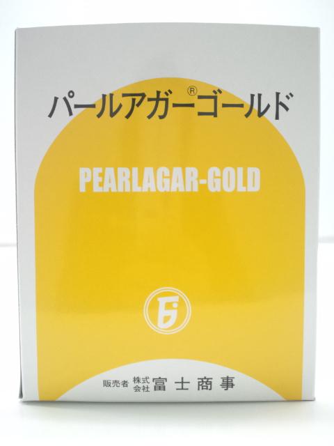 限定品 富士商事 パールアガーゴールド 通常便なら送料無料 1kg