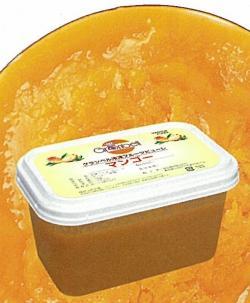 グランベル 冷凍マンゴーピューレ お中元 売れ筋 10%加糖 1kg