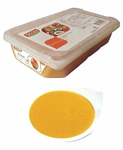 当店は最高な サービスを提供します シコリ 冷凍マンゴーピューレ 1kg 限定価格セール 無糖