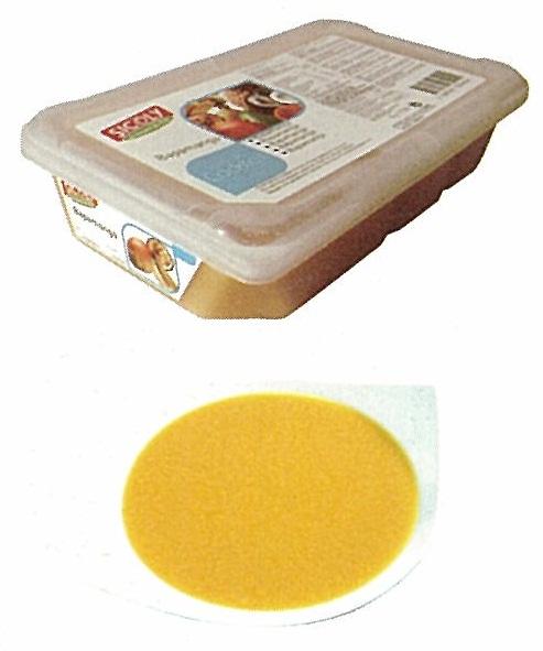 【シコリ】冷凍バパマンガピューレ(10%加糖) 1kg×6<バナナ、パッションフルーツ、マンゴー>