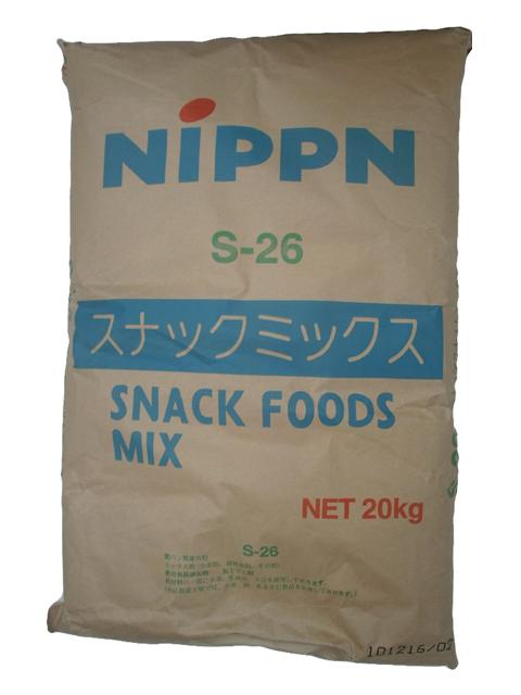 【日本製粉】S26パンdeアラカルト 20kg<ミックス粉>
