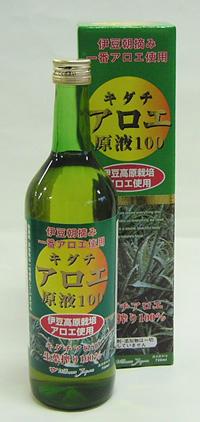 キダチアロエ原液100% 720ml(キダチアロエエキス)【jo_62】 【】p10