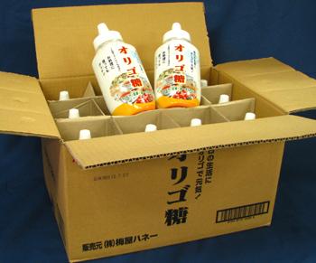 【本州 送料無料】 オリゴ糖 1000g 12本(1ケース)セット【イソマルトオリゴ糖】【jo_62】 【】