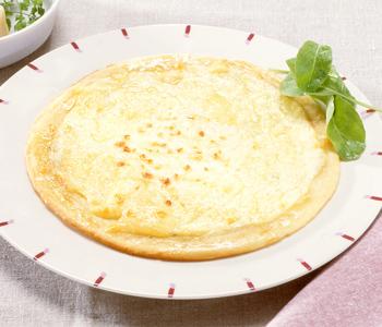 薄いクリスピータイプ 4種のチーズ MCC 業務用ミラノ風クアトロフロマッジョピッツァ8インチ 冷凍食品 業務用 ミラノ風 クアトロフロマッジョピッツァ 高級な 上等 8インチ 1枚 pizza エムシーシー食品 160g ピザ re_26