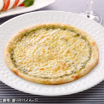 新作 大人気 薄いクリスピータイプ MCC業務用ミラノ風ジェノベーゼピッツァ 8インチ 1枚 150g 冷凍食品 ピザ pizza エムシーシー食品 re_26 バジルのジェノベーゼピッツァ バジル ミラノ風 業務用 MCC 在庫あり