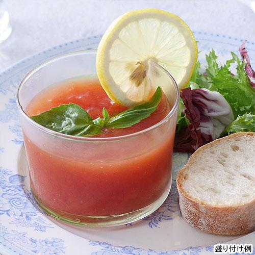"""""""冷やして飲む""""冷製スープ 見た目にも涼やかなジュレタイプ 冷たいスープ ジュレタイプ SSK シェフズリザーブ SALE 安心と信頼 スペイン産完熟トマトの冷たいジュレスープ p5_tab jo_62 150g 1人前 冷製スープ レトルト食品"""