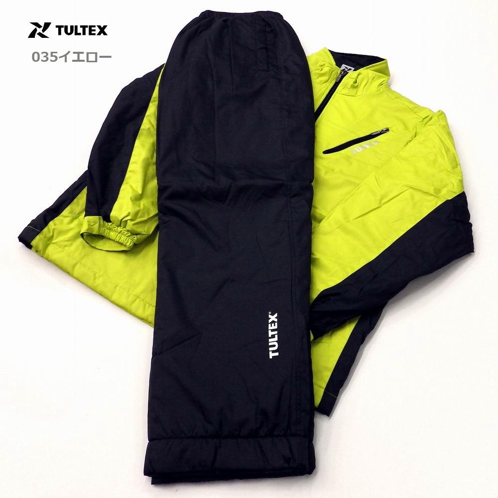 【送料無料】セットアップ メンズ 冬 TULTEXタルテックス メンズ 中綿 冬のセットアップ スーツ 上下組◆撥水加工◆C819523